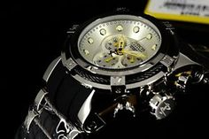 Invicta-Reserve-52mm-Bolt-Zeus-Swiss-Made-Yellow-Accent-Chrono-Poly-Strap-14073