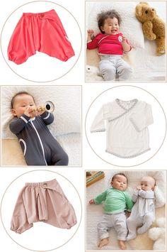 44ecda2ec Cheeky Britches Japanese Baby Clothes, Onesies, Samurai Pants