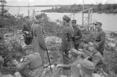Kenraali Kustaa Tapola johti joukkonsa Aunuksessa ihmeeseen.