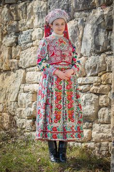 European Cultures of Fashion Folklore, Costumes Around The World, Folk Clothing, Folk Dance, Sheer Beauty, Cultural Diversity, Folk Costume, My Heritage, Ethnic Fashion
