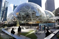 Where Amazon May Build Its New Headquarters