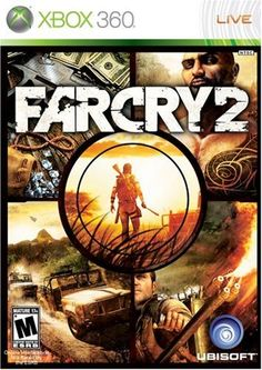 Far Cry 2  Xbox 360 -- Read more reviews of the product by visiting the link on the image. Note:It is Affiliate Link to Amazon.