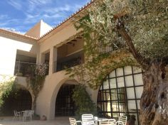 ALDEA ROQUETA, Castellón, Spain. An abandoned town turned into a hotel. A dream place where you'll taste, hear and touch n-a-t-u-r-e.