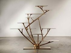 tree branch shelf: scenic furniture fabulous gold tree branch bookshelf design ideas for premium interior decorations cool tree branch bookshelf ideas