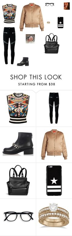 """""""Без названия #1618"""" by nika-memmedova ❤ liked on Polyvore featuring Givenchy and Allurez"""