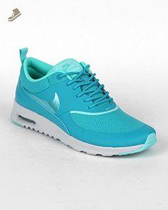 Nike Women's Air Max Thea Dusty Cactus/Hpr Trq/Pr Pltnm Running Shoe 6 Women US - Nike sneakers for women (*Amazon Partner-Link)