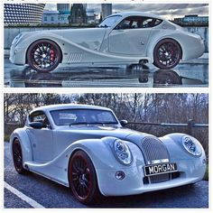 """2012 Morgan Aero Coupe - The 2012 Morgan Aero Coupe was inspired by the GT3 Aero which won many races in its time. In terms of performance, the Morgan Aero Coupe is a breeze to drive. The rear view mirror makes it very easy to reverse, park and maneuver. It comes equipped with a BMW V8, with either a 6 speed automatic or manual transmission that can be run in """"Auto"""" or """"Sport"""" modes and achieves a top speed of 170 mph with powerful acceleration that goes from 0-62 mph in a mere 4.5 seconds."""
