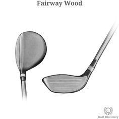 Types of Golf Clubs - Illustrated Guide into Golf Club Types | Golf Distillery Golf Terms, Woods Golf, Club Design, Technical Drawing, Golf Clubs, Distillery, Website, Type, Bag