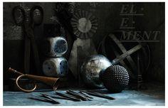 www.studiomarcushay.com www.curio.work Marcus Hay - Art Director and Prop Stylist Curio 1/ Element