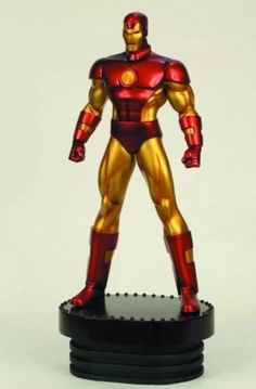 Bowen marvel #exclusive neo classic iron man #statue new avengers #figure,  View more on the LINK: http://www.zeppy.io/product/gb/2/371803978602/