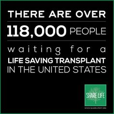 the statistics of organ donations in the united states Each day, about 80 people receive organ transplants of these recipients, the breakdown of ethnic backgrounds includes: in 2016, about 62% of organ recipients were male 38% female more than 82,000 corneal transplants were performed in 2016 more than 1 million tissue transplants are performed each year.
