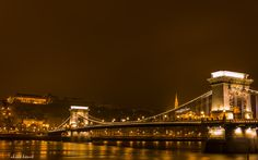 Budapest Chain Bridge - Széchenyi Lánchíd by Ahmed Ghanem on 500px