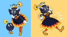 See more 'Peachette / Super Crown' images on Know Your Meme! Sonic Fan Characters, Nintendo Characters, Video Game Characters, Mario Fan Art, Super Mario Art, Super Mario Brothers, Mario Bros, Cartoon As Anime, Anime Art