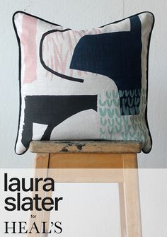 Laura Slater Textiles | Mad About The House
