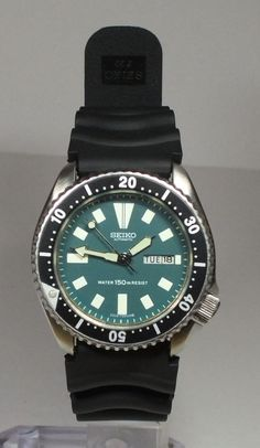 New aftermarket crown and stem for Seiko Diver 4205 Medium and Small 2994