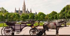 Passeios românticos em Viena | Áustria #Viena #Áustria #europa #viagem