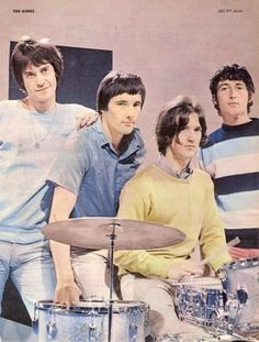 The Kinks - Ray Davies wrote 2 minute to 3 minute songs that encapsulated as much meaning and emotion as full length films or novels.