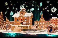 Gingerbread House Dough Recipe - Gingerbread Town from Everyone's an Original
