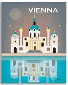 wall art, interior designers, vienna austria art, prints for home, canvas prints, large posters, small prints
