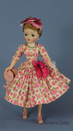 Cissy Old Dolls, Antique Dolls, Vintage Madame Alexander Dolls, Glamour Dolls, Ann Doll, Barbie, Vinyl Dolls, American Girl Clothes, Doll Costume