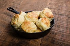 """Tested the theory that these were like """"KFC"""" Biscuits...made them, hubs tried them, and then he asked when I went to town to pick up the biscuits from KFC. Worked like a charm!"""