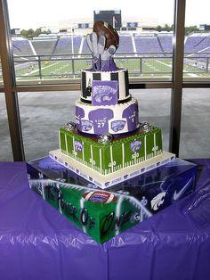 Ultimate K-State cake