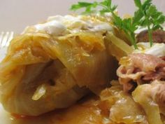 Hungarian Recipes, Jamie Oliver, Cabbage, Meat, Chicken, Vegetables, Food, Essen, Cabbages