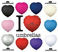 The Heart Walking Rain Umbrella with UV Sun protection