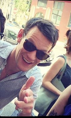 A Doctor a day/Matt Smith at SDCC