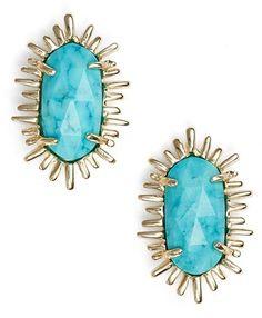 Kendra Scott 'Kay' Drop Earrings