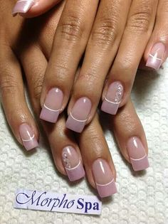 Awesome nails I know it's kind of plain but it is amazing -love. I'd definitely add a cute tiny red heart to one of the nails Creative Nail Designs, Cute Nail Designs, Creative Nails, Perfect Nails, Gorgeous Nails, Diy Nails, Cute Nails, Romantic Nails, Pretty Nail Art