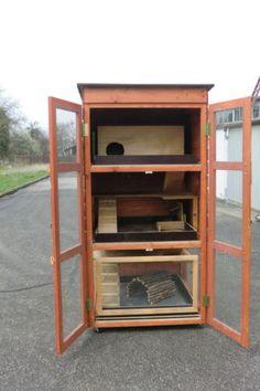 1000 ideas about kaninchenstall on pinterest. Black Bedroom Furniture Sets. Home Design Ideas