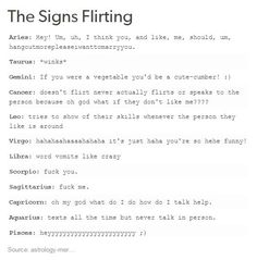 Yep.  Most often Doesn't flirt. How do I flirt? or the Oh god! What do I do? How do I talk? Help!
