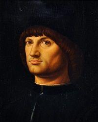 Ritratto di Antonello da Messina, Arnaldo della Bruna