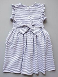 little girls seersucker dress - Google Search