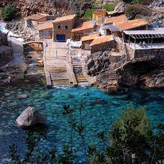 Cala Deia, Mallorca. Spain   Pic: JJSastre