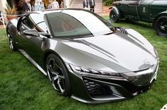 Honda NSX | Honda photos | Honda | dream car  #RePin by AT Social Media Marketing - Pinterest Marketing Specialists ATSocialMedia.co.uk