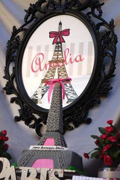 Cool Eiffel Tower cake