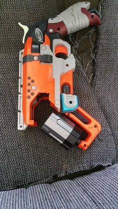 Nerf Mods And More