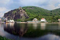 Ústí nad Labem, Střekov, Blueredbird Lab, Prague, Bohemia, Labs