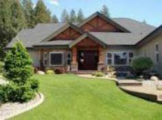 brivity 12902 s buttercup ln spokane wa 99224 home exterior pinterest - Craftsman Ranch Home Exterior