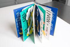 Fabriquer un livre pop up (en 3D)