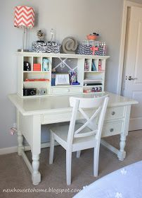 From New House to Home: Teen Girl's Room Reveal (Finally!)