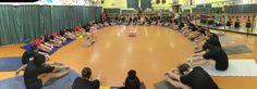 Taupo Cactus Tauhara College, 2016, pic 2 New Zealand, Cactus, Basketball Court, College, Yoga, Studio, Sports, Hs Sports, University