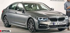 In just a few hours, BMW will finally take the wraps off their new 5 Series, the highly awaited midsize sedan. Bmw 535i, Bmw 5 Series, Bmw Cars, Dream Cars, Automobile, Wheels, Wraps, Photos, Collection