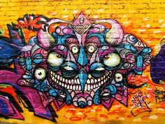 Awesome character from Peru by SIMF (http://globalstreetart.com/simf).