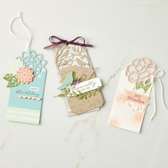 Botanical Bliss Clear-Mount Bundle by Stampin' Up!