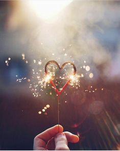 from a spark may burst a – Cute Love Wallpaper