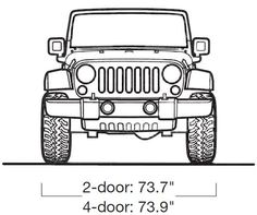 The new Jeep Wrangler, 2 door and 4 door version. Theres also a new 4 door Wrangler in Far Cry hope I can get the model out of there. Wrangler Jeep, 4 Door Wrangler, Jeep Rubicon, Jeep Cars, Jeep Truck, Jeep Drawing, Jeep Tattoo, Safari Jeep, Cooler Painting
