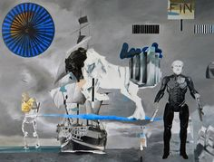 <p>This column, is hosting new artworks, of younger and older artists who either are on exhibition this days or had recently been exhibited, in order to grope together with the artists all the aspects of their work. In a terrifying difficult era, Rania Rangou calls us to redefine in the …</p>